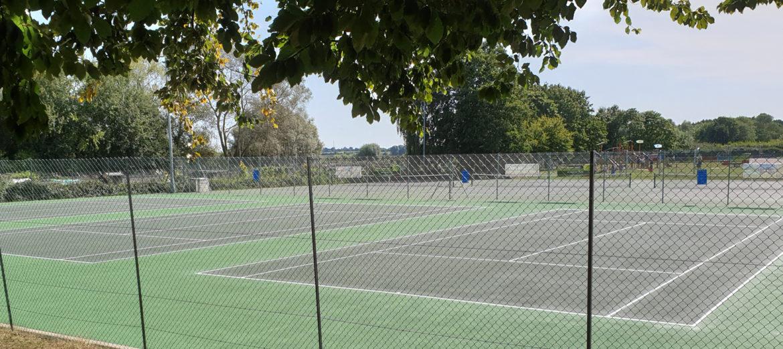 Macadam Tennis Court